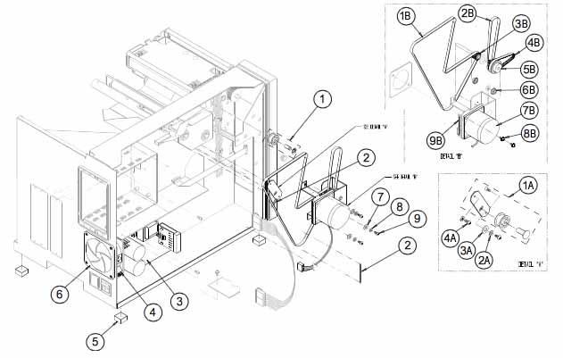печатающий механизм datamax w-class