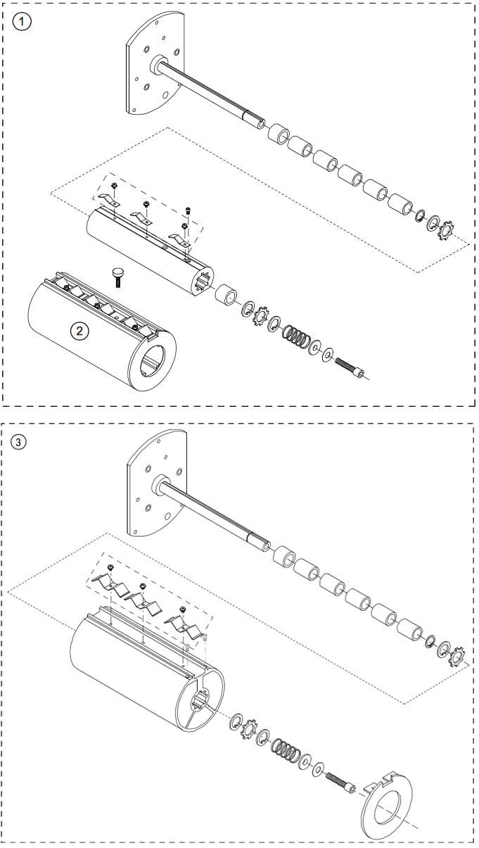 Втулки этикетки datamax w-class