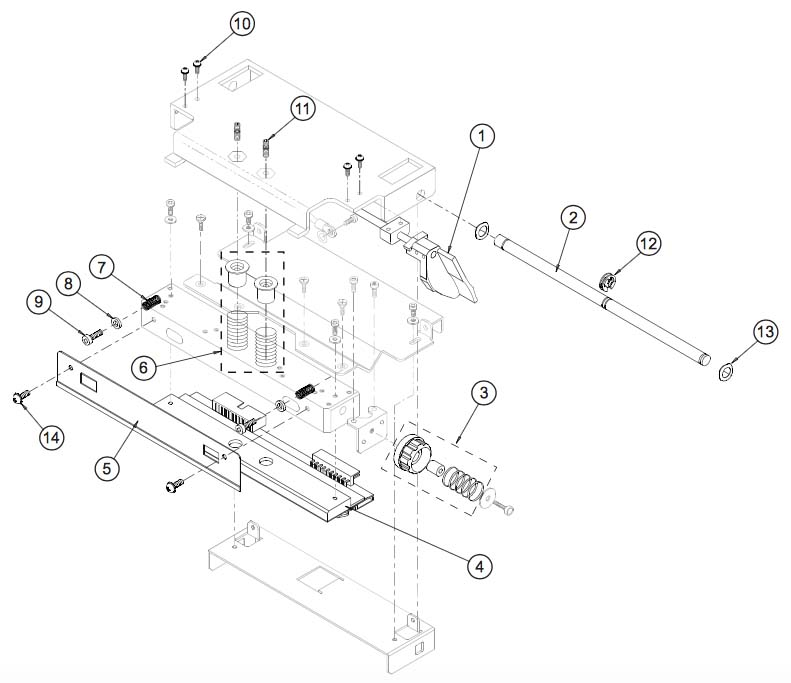 термоголовка в сборе datamax w-class