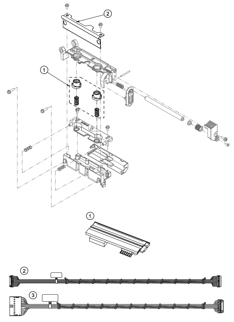 термоголовка M-4308 datamax