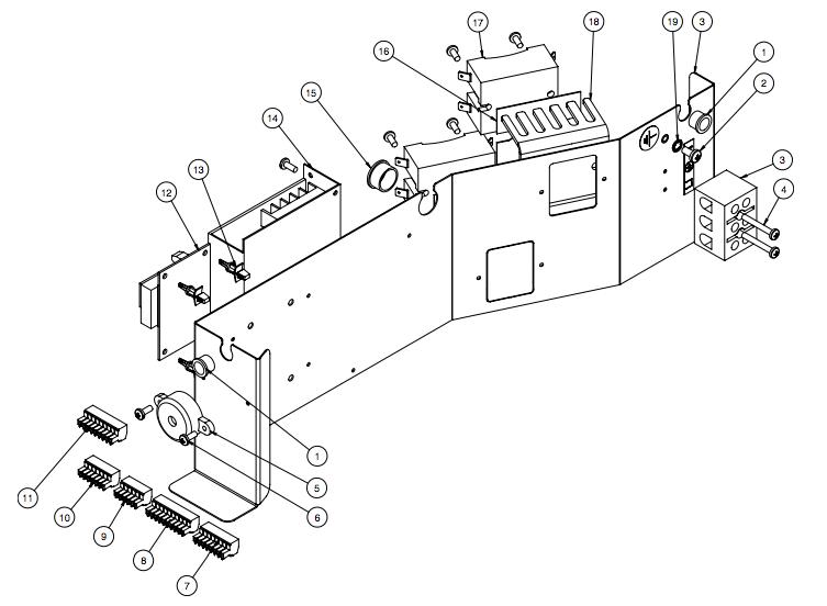 Электронные компоненты Alto Shaam 1200-TH-III