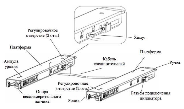 деталировка масса-к 4D-B