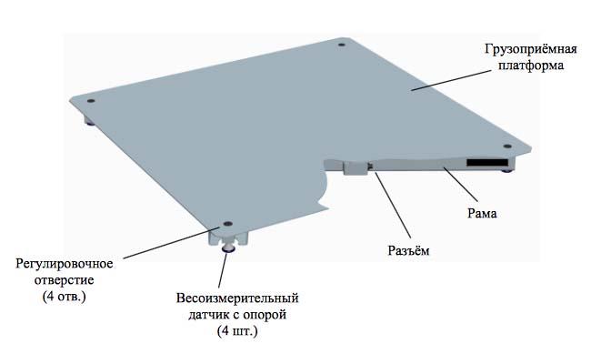 Деталировка масса-к 4D-PM