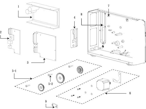 tcs-ttp-344m-plus-detali-sistem-privoda-i-elektroniki
