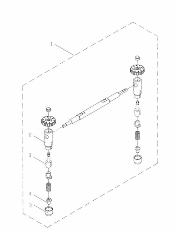 tsc-ttp-246m-detali-ruchki-regulirovki-davleniya-pechatayushhej-golovki