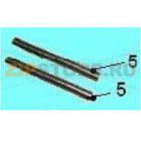 Pin o 10X117 mm for holder Bianchi BVM-951