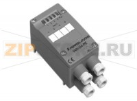 Блок питания AS-Interface power supply VAN-G4-PE-4A Pepperl+Fuchs
