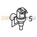 Inlet watervalve 1 way Brema G 500