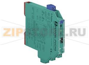 FUCHS SWITCH AMPLIFIER 103375S KFA6-SR2-EX1.W.LB PEPPERL