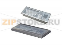 Клавиатура Zone 2 / Division 2 keyboard with capacitive touchpad mouse EXTA3-*-K4-* Pepperl+Fuchs