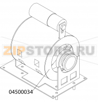 Electric motor 230v 50/60 Hz Victoria Arduino Venus bar 2 Gr