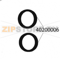 Or gasket for flange Victoria Arduino Venus bar 2 Gr