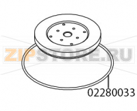 Gasket o ring 75.92X1.78 nbr xp70 Victoria Arduino Adonis 3 Gr