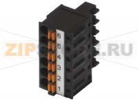 Аксессуар Plug for Ex e Modules LB9109.E.6.1 Pepperl+Fuchs