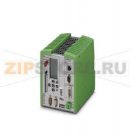 Remote Field Controller mit 1x10/100 Ethernet Phoenix Contact RFC 450 ETH-IB
