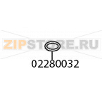 Gasket o ring 114 d.15 ep 851 Victoria Arduino Adonis 2 Gr
