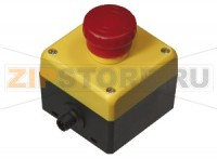 Аварийный останов AS-Interface EMERGENCY STOP button VAA-2E1A-F85A-S-V1 Pepperl+Fuchs
