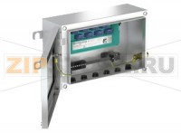 Интерфейс Temperature Multi-Input Junction Box, Stainless Steel F.TI0.S12.*08.F.0.***.***.**00 Pepperl+Fuchs