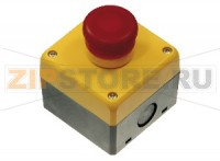 Аварийный останов Emergency stop button VAZ-2E1A-F85A-S Pepperl+Fuchs