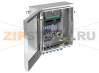 Интерфейс Valve Coupler Junction Box, Stainless Steel F.VC0.S20.A04.*.*.***.***.*000 Pepperl+Fuchs