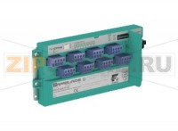 Интерфейс Temperature Multi-Input Device for Cabinet Installation RD0-TI-Ex8.FF.* Pepperl+Fuchs