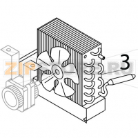 Air condenser Brema IC 24