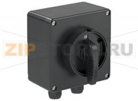 Выключатель Switch Disconnector Ex e 25 A 3 Pole, GRP Enclosure DIS.P.025.3P Pepperl+Fuchs