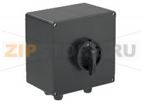 Выключатель Switch Disconnector Ex e 25 A 6 Pole, GRP Enclosure DIS.P.025.6P.1NO.1NC Pepperl+Fuchs