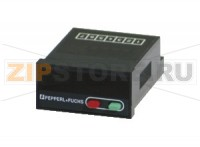 Цифровой индикатор LED temperature display KT-LED-24-PT100-24VDC Pepperl+Fuchs