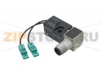 Индуктивный датчик Inductive power clamp sensor NBN2-F583W-100S3-E8-V1 Pepperl+Fuchs