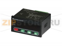 Цифровой индикатор Temperature control unit with LED display KT-LED-96-2R-230VAC Pepperl+Fuchs