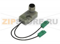 Индуктивный датчик Inductive power clamp sensor NBN2-F58S-100S3-E8-V1 Pepperl+Fuchs