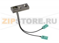 Индуктивный датчик Inductive power clamp sensor NBN2-F58xxA3-100S18 Pepperl+Fuchs