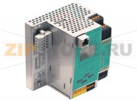 Шлюз AS-Interface Gateway/Safety Monitor VBG-CCL-K30-D-S32-EV Pepperl+Fuchs