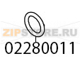 Gasket o ring r11 d19 ep 851 Victoria Arduino Adonis 2 Gr