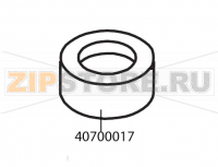 Bushing for livel gasketholder Victoria Arduino Venus bar 2 Gr