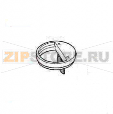 Ring with stainless steel blade Anfim Special 450 automatic Ring with stainless steel blade Anfim Special 450 automaticЗапчасть на деталировке под номером: 1Название запчасти Anfim на английском языке: Ring with stainless steel blade.