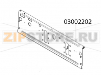 Group holder wall Victoria Arduino Adonis 2 Gr