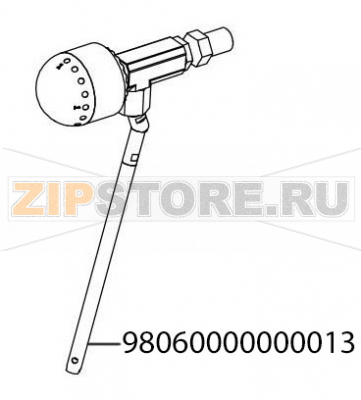 Complete steam tap left autosteam wand Victoria Arduino Adonis 3 Gr  Complete steam tap left autosteam wand Victoria Arduino Adonis 3 GrЗапчасть на деталировке под номером: 98060000000013Название запчасти Victoria Arduino на английском языке: Complete steam tap left autosteam wand Adonis 3 Gr.