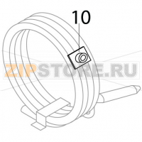 Safety thermostat switch Brema IF 26