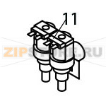 Inlet watervalve 2 ways Brema IF 26