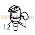 Inlet watervalve 1 way Brema IF 26