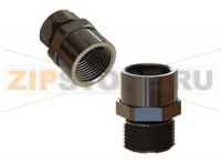 Переходник Adapter AD.M25.NPT1.SS.C.15.K35 Pepperl+Fuchs