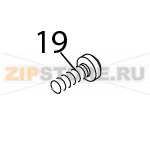 Screw M4x5 1.4301 DIN 7985 Bremer Viva XXL